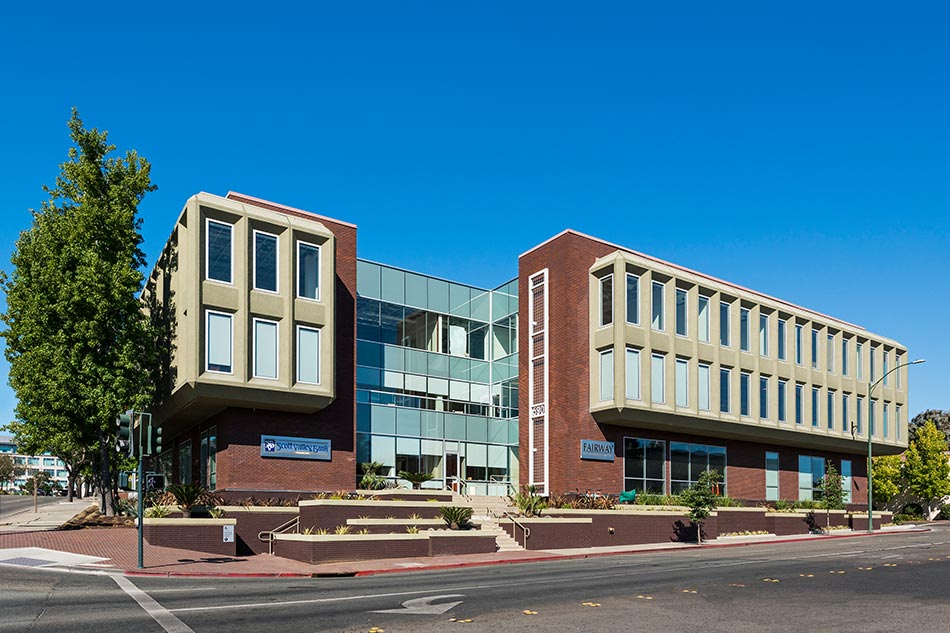 Union Property Capital Walnut Creek Medical Plaza